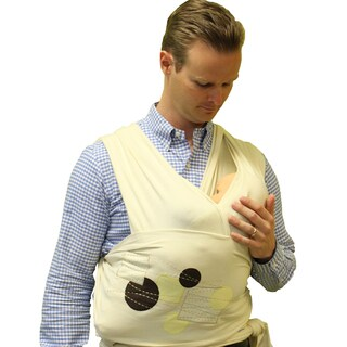 The Peanut Shell Bali Wrap Carrier (As Is Item)