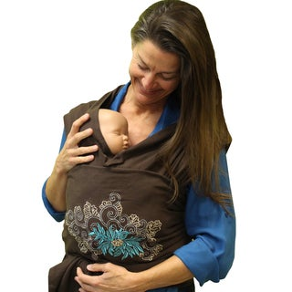 The Peanut Shell Amori Wrap Carrier