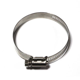 Taze High Torque 5 - 6-inch Worm Drive Hose Clamp (Pack of 10)