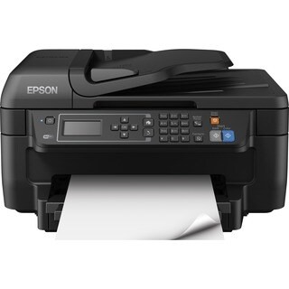 Epson WorkForce WF-2750 Inkjet Multifunction Printer - Color - Plain