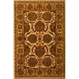 Hand-knotted Area Rug (4' 2 x 6' 1)