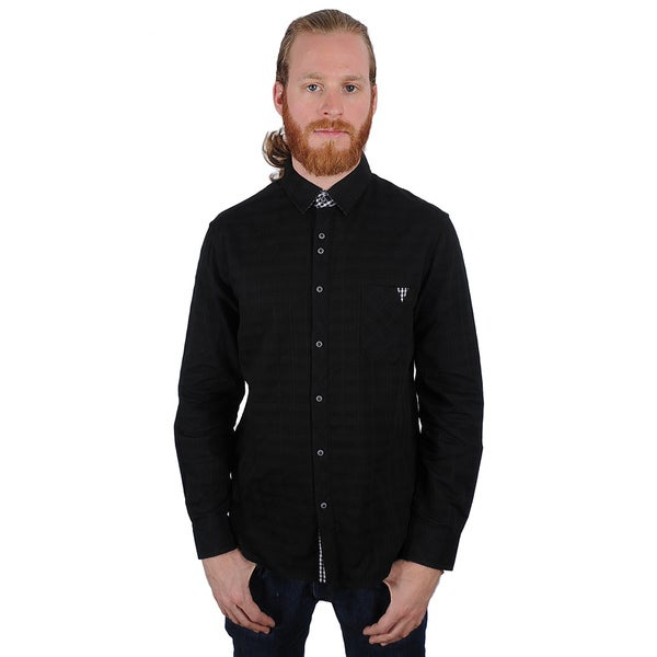 Lennon /& McCartney Mens Long Sleeved All You Need Is Love Shirt