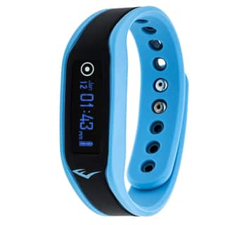 Everlast Wireless Blue Fitness Activity Waterproof Tracker W/ OLED Display / Sleep TR3 Monitor Watch|https://ak1.ostkcdn.com/images/products/11641519/P18574265.jpg?impolicy=medium