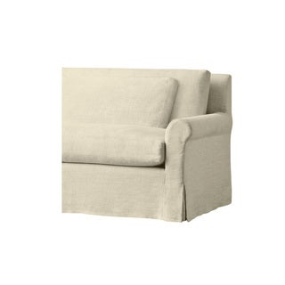 Empire 7-foot Modern Linen Made to Order Sofa