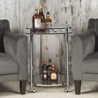 Porch & Den Hillsdale Bertha Round Cart