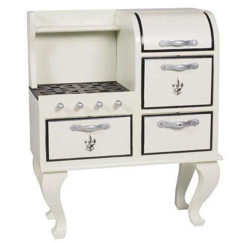 """The Queen's Treasures 1930's American Style Stove Fits 18"""" Girl Doll Furniture & Accessories"""