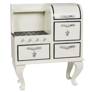 "The Queen's Treasures 1930's American Style Stove Fits 18"" Girl Doll Furniture & Accessories"