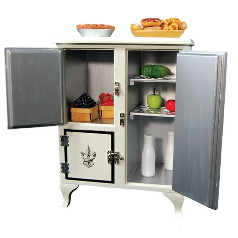 """The Queen's Treasures 1930's American Style Icebox Fits 18"""" Girl Doll Furniture & Accessories"""
