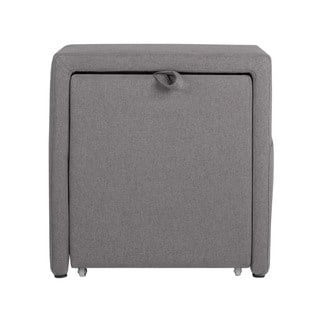 Offex Home Living Room Decorative Charter Storage Cube Ottoman