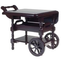 "The Queen's Treasures Tea Cart for 18"" Dolls and 18"" Doll Furniture"