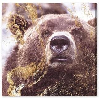 Canyon Gallery 'Golden Bear' Canvas Art