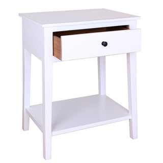 Porthos Home Shelby Single Drawer Side Table