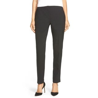 Elie Tahari Jillian Black Pants (Size 0)