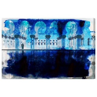 Canyon Gallery 'Mirage Palace in Tangier' Canvas Art