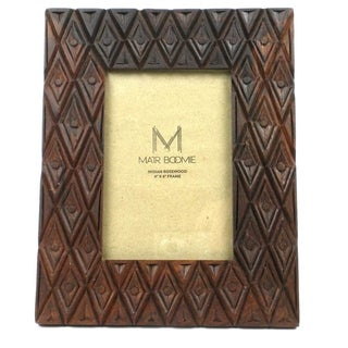 Indian Palace Rosewood Frame for 4x6 Photo (India)