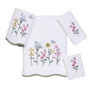 Premier Country Floral 4-Piece Towel Set
