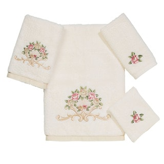 Premier Royal Rose 4-Piece Towel Set