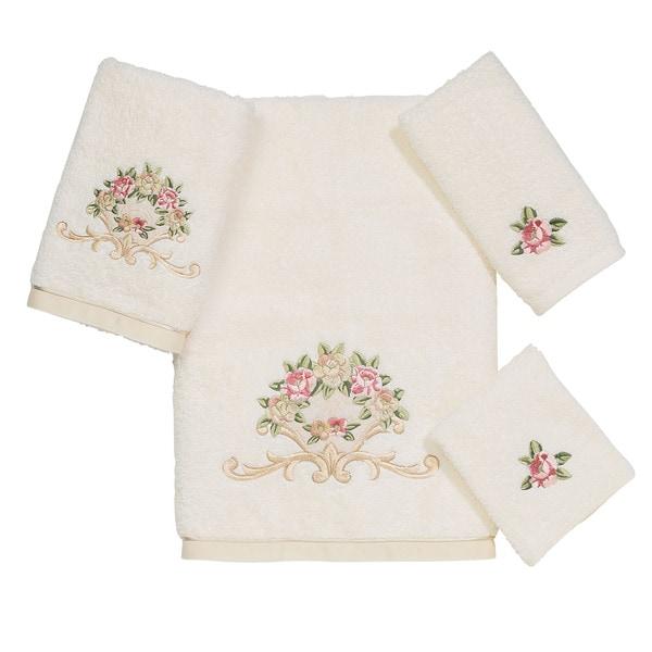 Premier Royal Rose 4-Piece Towel Set