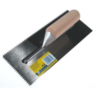 Roberts 49736 ProSeries Notched Trowel