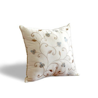 Nostalgia Home Alice Square Decorative Throw Pillow
