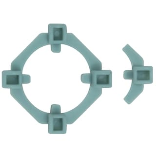 "QEP 10068Q 1/8"" and 1/4"" 2-In-1 Tile Spacers 150-count"