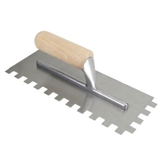 QEP 49720Q ProSeries Notched Trowel