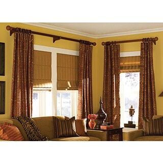 Roman Shades Ashton Stripe Camel Plain Fold 19 to 19.5 inches Wide