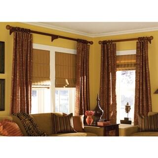 Ashton Nugget Stripe Roman Shade 19 to 19.5-inch Wide