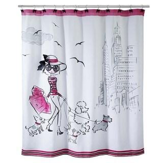 Avanti Chloe Shower Curtain