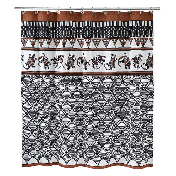 Acoma Shower Curtain