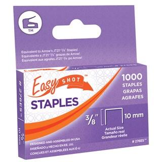 "Arrow Fastener 276ES 3/8"" Easy Shot Staples 1,000-count"