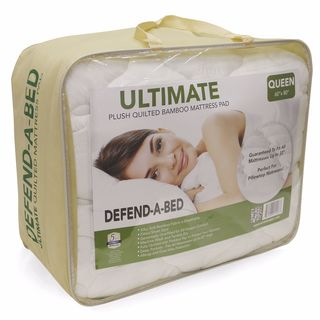 PostureLoft Ultimate Rayon from Bamboo Quilted Waterproof Mattress Protector