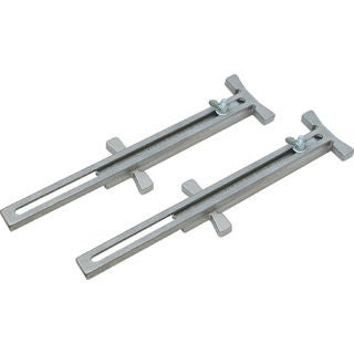 "Marshalltown ALS504 12"" Aluminum Adjustable Line Stretchers 2-count"