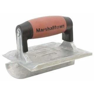 """Marshalltown 864D 4-3/8"""" X 6"""" Heavy-Duty Zinc Hand Groover"""