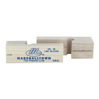 Marshalltown 86 Wood Line Blocks
