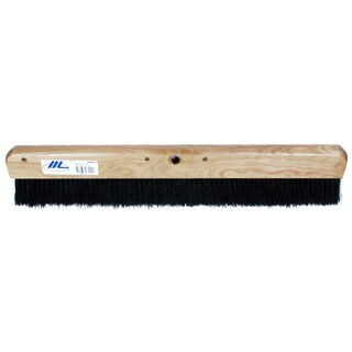 "Marshalltown 830 24"" Wood Concrete Broom"