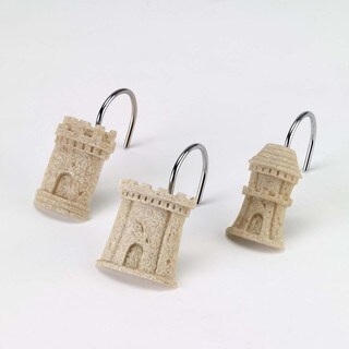 Sea and Sand Shower Hooks
