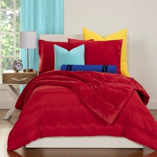 Link to Crayola Playful Plush 3-piece Comforter Set Similar Items in Kids Comforter Sets