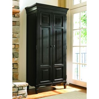 Summer Hill Midnight Finish Tall Cabinet