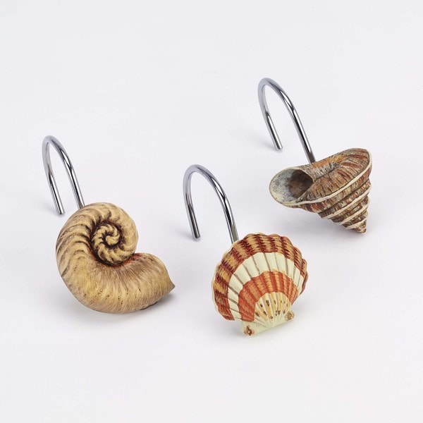 Seaside Vintage Shower Hooks
