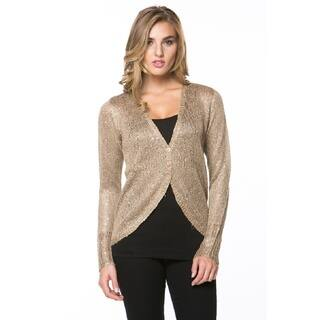 608347a88c Gold Women s Sweaters