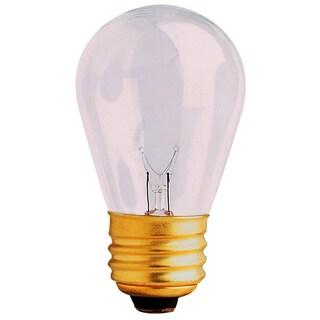 Feit Electric BP11S14 11 Watt Clear Sign Type S14 Light Bulb