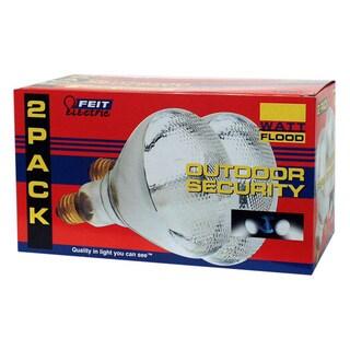 Feit Electric 65PAR/FL/1/2RP 65 Watt PAR38 Reflector Flood Light Bulb