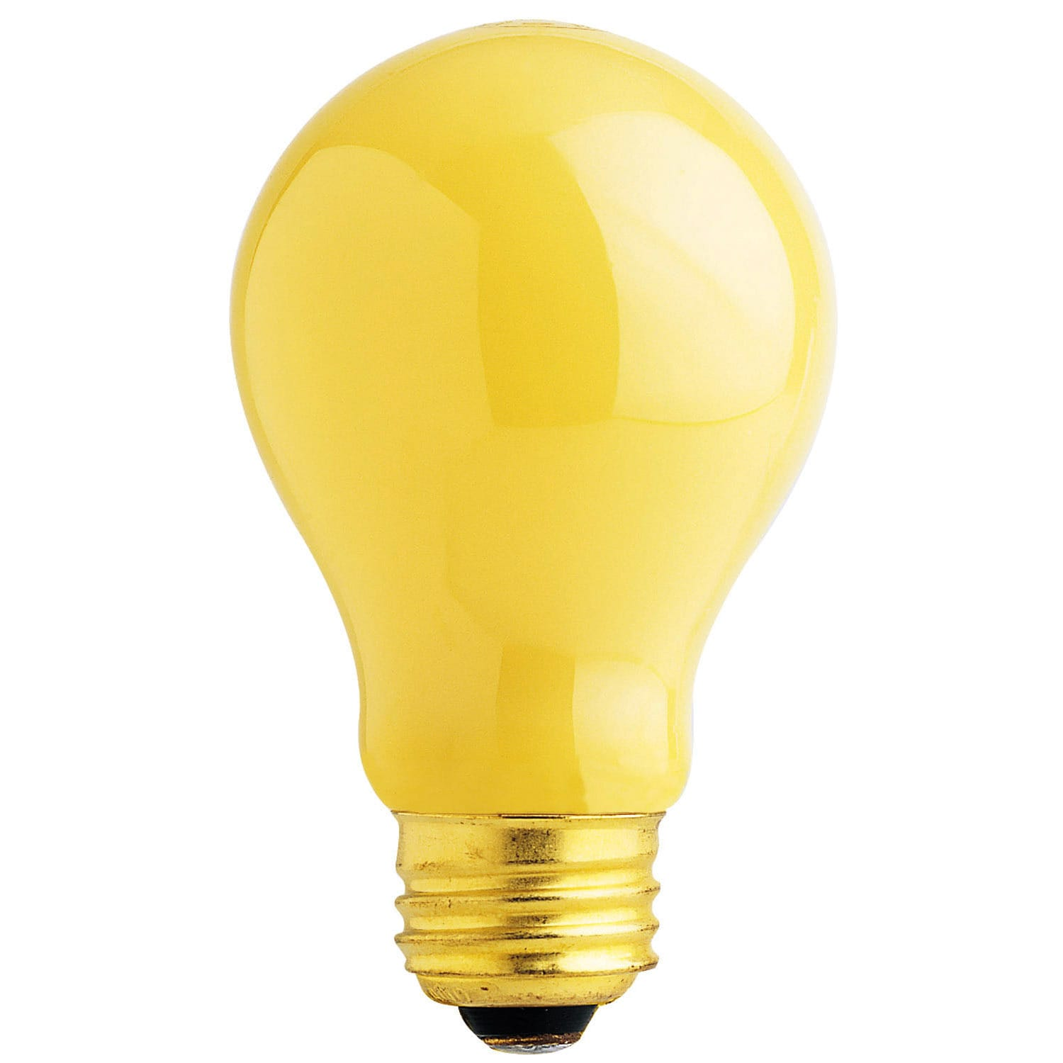 FEIT Electric 60A/Y-130 VT Yellow Bug Light Bulb (Light b...