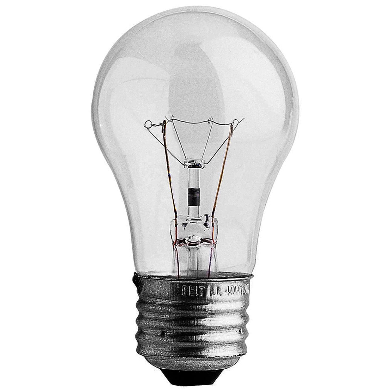 FEIT Electric 40A15/CL-130 40 Watt Clear A15 Appliance & ...
