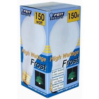 Feit Electric 150A High Wattage Incandescent Light Bulb