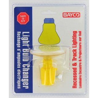Bayco LBC-400 Light Bulb Changer For Recessed & Track Lighting