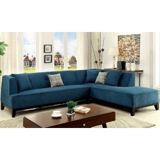 Mosjoen Sectional Sofa Upholstered in Fabric