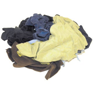Carrand 40072 16 Oz Bag Of Rags