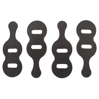 Pro Grip 900200 Hook Up For Tie Down & Tow Strap Hooks 4-count